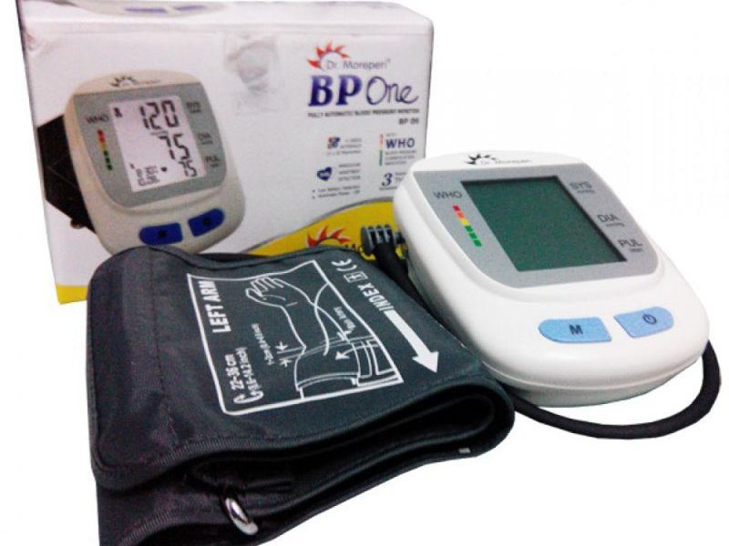 How to keep your blood pressure in check at home