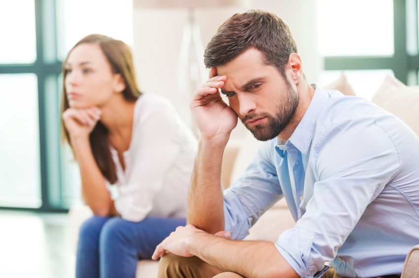 marital stress and depression