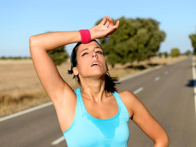 Profuse Sweating to Boost Your Confidence