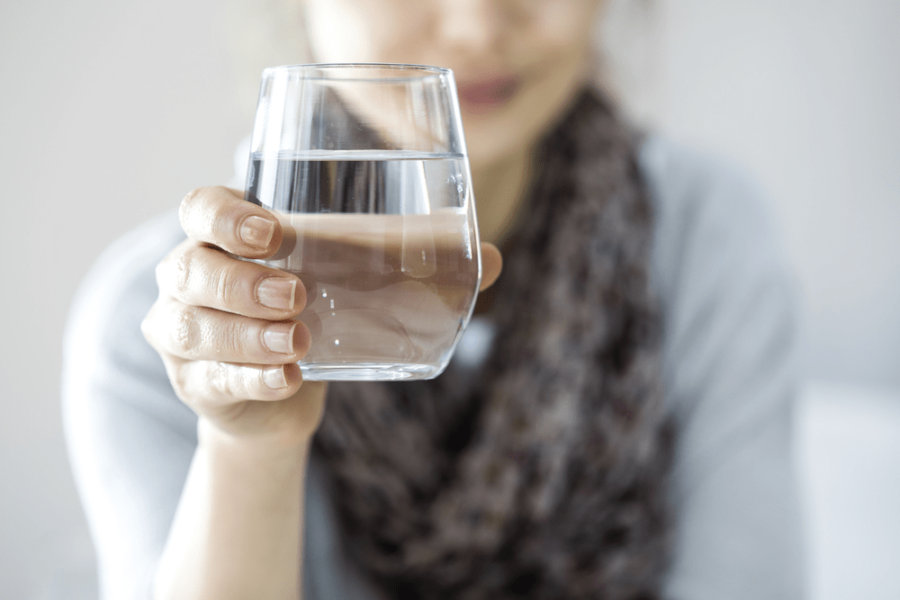 The Health Benefits of Drinking Pure Water
