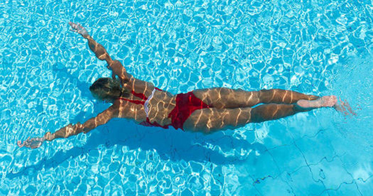 Swimming Can Make Your Body Healthier