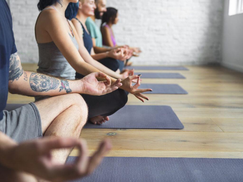 Yoga During Rehab
